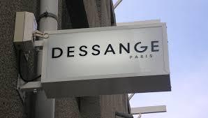 Enseigne Dessange